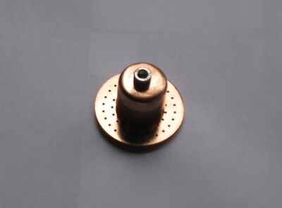 """2"""" copper bubble plate - perforated plate - for moonshine still plated column"""