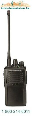 Vertex/standard Vx-261, Uhf, 450-512Mhz, 5 Watt, 16 Channel, Two Way Radio