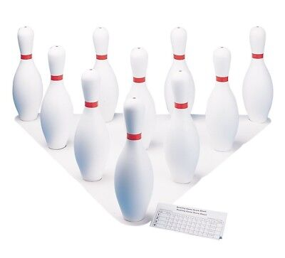 Champion Sports Plastic Bowling Pin Set. Shipping Included