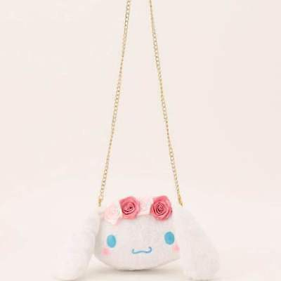 New Liz Lisa x Cinnamoroll Pochette Pouch Kawaii Cute From Japan w/Tracking
