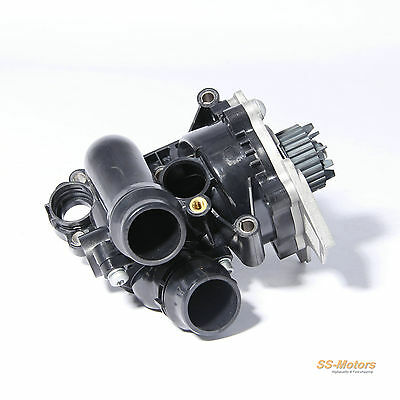 Engine Water Pump Assembly For VW Golf AUDI SEAT SKODA EA888 2.0TFSI 1.8TFSI