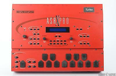 ENSONIQ ASR X Pro Turbo Resampling Studio Sequencer Sampler Module #28366