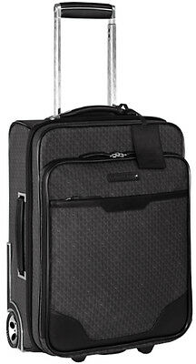 MONTBLANC Mod. SIGNATURE BLACK-TRAVEL BAGS - Trolley  106759