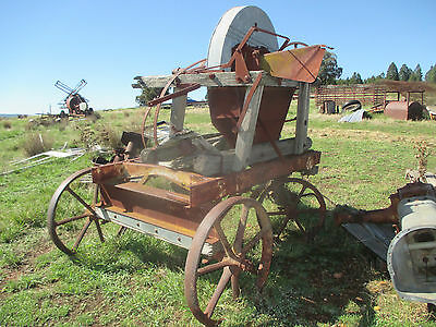 No 2 -- Chaff  Cutter  --Make  A  Great  Display  At  The Front  Gate  --Or Use