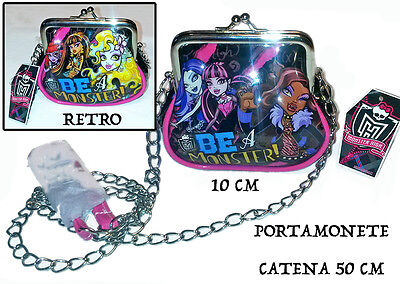 Portamonete Monster High