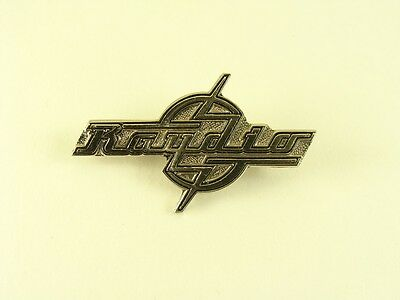 Raydio pin badge pin back button Ray Parker Jr.
