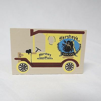 Cats Meow Hershey Pennsylvania Hershey's Cocoa Chocolate Old Truck 1992