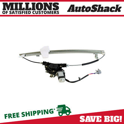 Rear Right Power Window Regulator with Motor Assembly fits Nissan Armada Titan