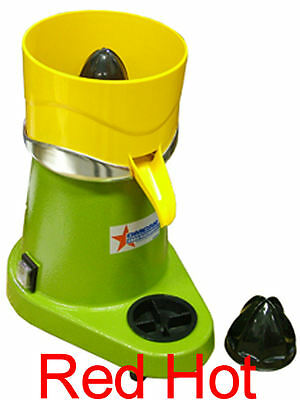 Omcan 21636 Citrus Fruit Juicer 1/4 Hp Juice Extractor Free Shipping