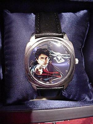 Harry Potter- Rare Limited Edition Watch- Limited Edition Of 500 ! New !
