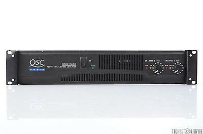 QSC RMX 2450 650W 4Ω Amp 2-Channel Stereo Power Amplifier #28258