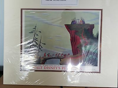 Vintage Disney Peter Pan Lobby Card 1953 Redmen and the Lost boys