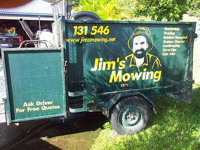Hugely successful franchise mowing business to sell