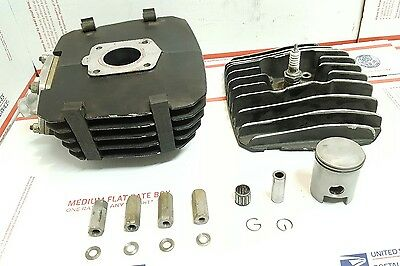 2000 ktm 50 sx50 COMPLETE OEM Top End Engine Head Cylinder (Ready to Use)