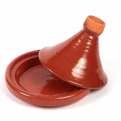 Moroccan Rustic Hand Made Cooking Tagine - 3-4 Person - Whilst Stocks Last