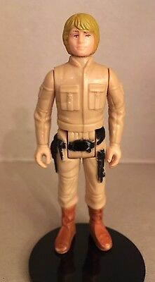 Vintage Star Wars Figure Luke Bespin 4 Line Coo 1980 LFL MADE IN HONG KONG