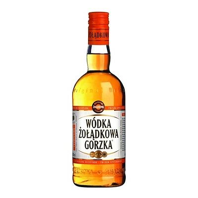 Zoladkowa Gorzka Traditional Orange & Clove Vodka 700ml