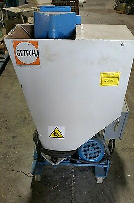 "Getecha Granulator / Material  Grinder   ""SHIPPING AVAILABLE"""