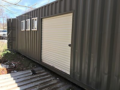 20 and 40 ft sipping storage container. we have both