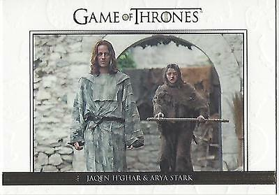 Game of Thrones Season 6 Six Relationships Gold DL35 #250