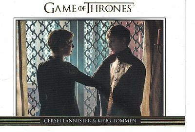 Game of Thrones Season 6 Six Relationships Gold DL37 #250