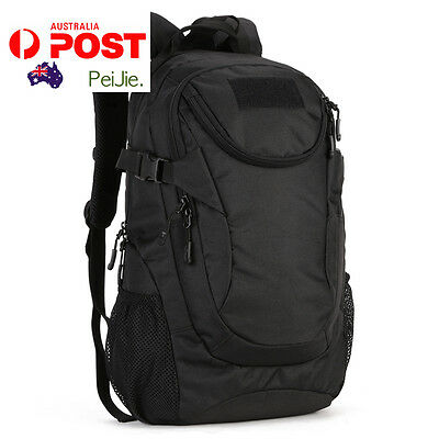 25L Waterproof Military Backpack Rucksack Gear Tactical Assault Pack Student
