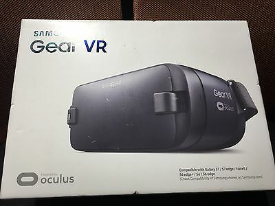 Samsung - Gear VR for Select Samsung Cell Phones - Blue Black PLEASE READ