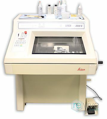 Leica CM3050 S 3-1 Microtome Research Cryostat