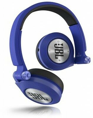 JBL E40 BT Wireless Rechargeable Soft Cushioned On-Ear Bluetooth Stereo With -