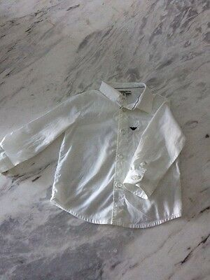 Armani Baby shirt 9-12 months