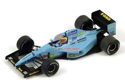 "Leyton House March CG911 #16 Wendlinger ""GP Canada"" 1992 (Spark 1:43 / S1660)"