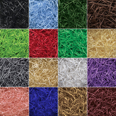 Luxury Shredded Paper Hamper Fill Basket Filler Shred Gift Filling Tissue