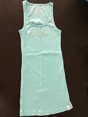 Victorias Secret Rhinestone Just Married Tank Top - Size Small
