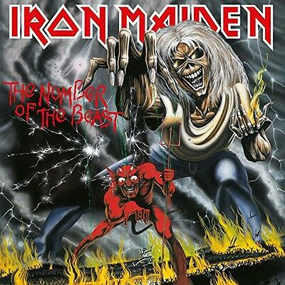 Number Of The Beast - Iron Maiden 825646252404 (Vinyl Used Very Good)