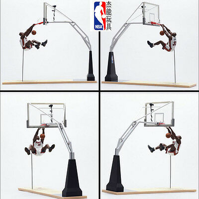 Mcfarlane Toys NBA backboard Collector's Exclusive Clus for 6'' action figure
