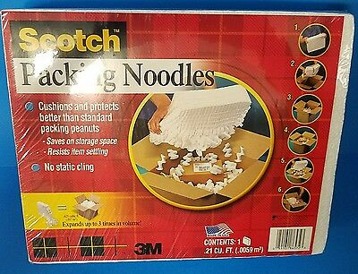 Scotch brand packing noodles