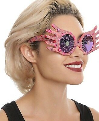 Harry Potter Luna Lovegood Spectra Specs Cosppay Sunglasses New With Tags!