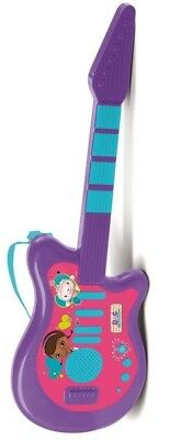 Doc Mcstuffins Electronic Guitar. Shipping is Free