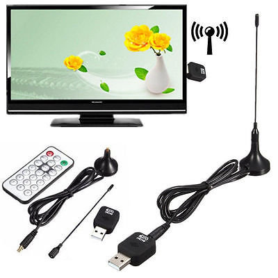 Digital Mini DVB-T USB 2.0 Mobile HDTV TV Tuner Stick Receiver for Android GB