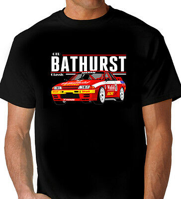 Jim Richard's   Nissan Gtr Skyline   Bathurst Spec.    Black Tshirt