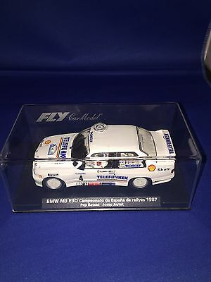 Fly Slot BMW M30 E30 Slot Car Ref:88203 (Scalextric Compatible)
