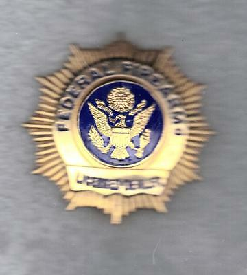 Federal Firearms Licensed Dealer Badge (NY/NJ Lieutenant Style)