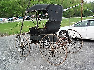 Horse Drawn Doctors Buggy