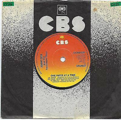 "Johnny Cash - One Piece At A Time - 7"" Single"
