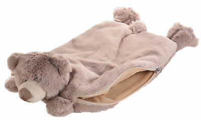 Teddy Bear Pyjama Case & Hot Water Bottle Cover by Jomanda