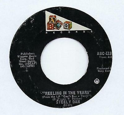 "Steely Dan - Reeling In The Years - 7"" Single"