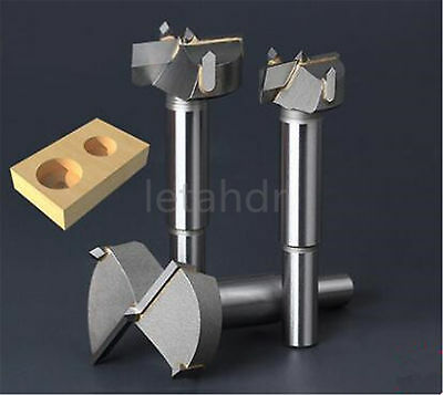 14mm-80mm Cemented Carbide Wood Drills Woodworking Hole Saw Cutter Drilling Tool