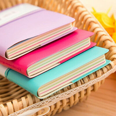 New School Supplies Smile Note Book Diary Memo Notebook Writing Pads Diary Books