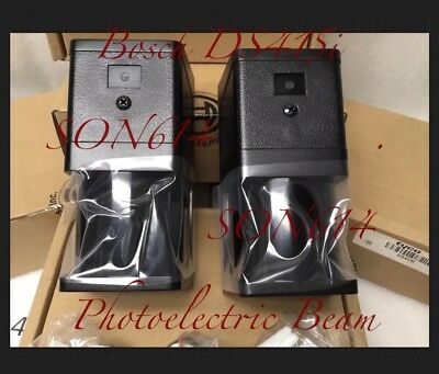 NEW 1x Pairs Bosch DS415i Photoelectric Beam Detector Indoor 500FT with Battery