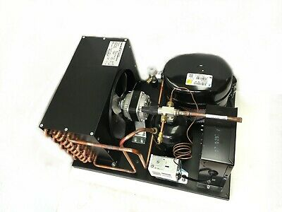 Indoor Condensing Unit 3/4 HP, Medium Temp, R404A, 115V/1PH (USA) LD AKA9462ZXA